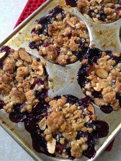 Very Berry Mini Pies