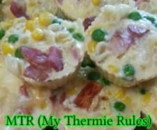 2 Minute Noodle Muffin Quiches | Official Thermomix Forum & Recipe Community