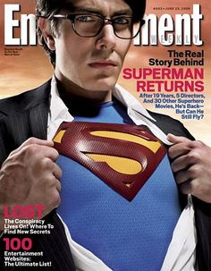 After 19 years, 5 directors, and 30 other superhero movies, he's back -- but can he still fly? (June 16, 2006)