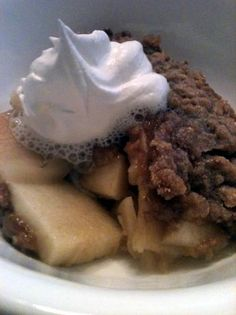 Easy Apple Cobbler from Food.com:   								Presented By: Moira Kaye