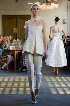 Lela Rose Fall 2017 Collection New York Bridal Market October 2016 (BridesMagazine.co.uk)