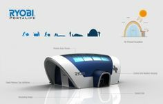 Portalife Shelter For Disaster Situations | Futuristic NEWS
