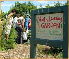 Youth Learning Garden