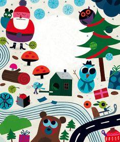 Contes et merveilles de Noël by Vincent Mathy