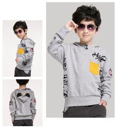 Cheap Hoodies, Boys Hoodies, Sweatshirts, Spring T Shirts, Boys Joggers, Autumn Clothes, Fashion 2020, Kids Boys, Boy Outfits