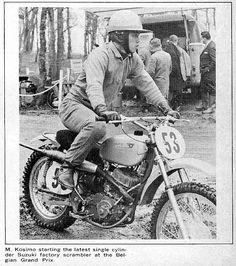 Suzuki Motocross, Motocross Riders, Mx Bikes, Dirt Bikes, Off Road Racing, Vintage Motocross, Cool Motorcycles, Motorcycle Bike, Old School