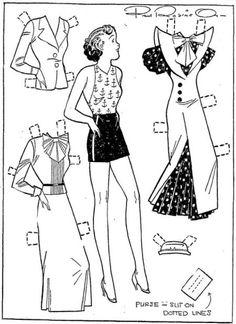 Etta Kett paper doll 3-26-36