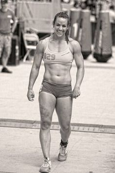 Camille - Crossfit
