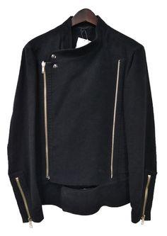 Ann Demeulemeester F11 Rider's Jacket