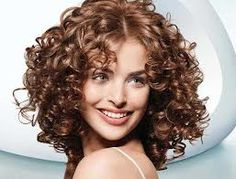 Spiral Curls And A Stylish Spiral Perm Throughout Inspirations Spiral Perm Hairstyle - Hair Style Ideas Medium Permed Hairstyles, Short Permed Hair, Brown Curly Hair, Haircuts For Curly Hair, Curly Hair Cuts, Short Curly Hair, Curly Hair Styles, Perm Hairstyles, Teenage Hairstyles