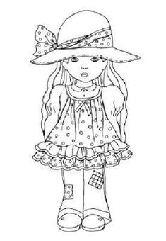 Coloring Pages Of Designs Dresses Fashion design coloring pages
