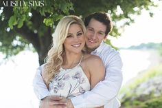 Makeup by Kana Brown of The Beauty Room Evansville | Adrienne and Zach Engagement | Evansville Indiana Photographer — Alisha Sims Photography