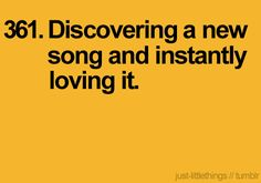 LOVE this. Whether it's a new Black Eyed Peas song or epic instrumental music from the Narnia movies, I love finding new songs to love. =)