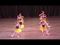 Przedszkole NUTKA - II miejsce w Wawerskim Przeglądzie Tańca Nowoczesnego - YouTube