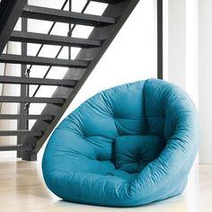 convertible chair Nido Horizon Blue