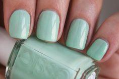 Essie Nail Polish in Fashion Playground: http://beautyeditor.ca/2014/04/25/best-spring-nail-polish-2014/