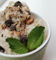 "Nutty Monkey ""Ice Cream"" (Dairy-Free, Paleo)"