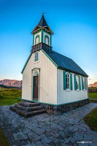 Church Thingvellir, Iceland Photographer Vicens Gibert  #islandia #iceland #thingvellir