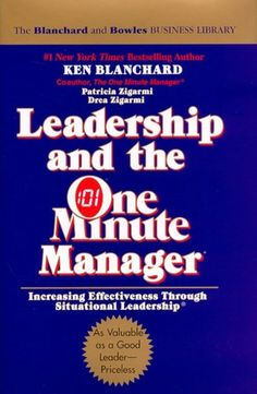 management guru ken blanchard Ken blanchard – situational leadership ken blanchard's background and era in which he worked: ken blanchard – kenneth hartley blanchard was born in 1939 in new jersey and was raised in new.