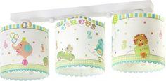 Circus παιδικό φωτιστικό οροφής διπλό τοίχωμα τρίφωτο Minion, Planter Pots, Baby Shoes, Lights, Kids, Disney, Room, Bebe, Young Children