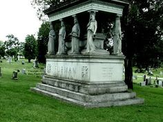 Furman Family of Nashville TN, Mt Olivet Cemetery