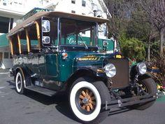 1924 White Yellowstone bus