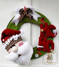 Alegre de Papá Noel Almohada Prepárate para Santa Claus esta Navidad haciendo almohada teniendo semejanza del hombre alegre.