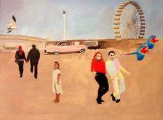 "Saatchi Art Artist Anna Jensen; Painting, ""I See Wed People"" #art"