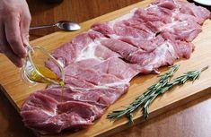 Ingredients for cooking:Pork shoulder blade - kg; Cooking Pork Shoulder, Italian Rolls, Meat Recipes, Cooking Recipes, Steak, Grilling, Food And Drink, Beef, Decoration