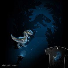 Awesome shirts for awesome people. Jurassic Park Trilogy, Jurassic Movies, Jurassic Park 1993, Blue Jurassic World, Jurassic World Raptors, Jurassic World Fallen Kingdom, Jurassic World Wallpaper, Falling Kingdoms, Cute Dinosaur