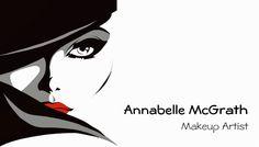 Diva Makeup Artist business card - http://www.zazzle.com/diva_makeup_artist_business_card-240664006281763359?rf=238087280021604351