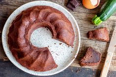 Gâteau au chocolat léger {à l'indétectable courgette !} Vegetarian Recipes, Healthy Recipes, Thermomix Desserts, Cooking Chef, Healthy Chocolate, Biscotti, Healthy Eating, Favorite Recipes, Cake