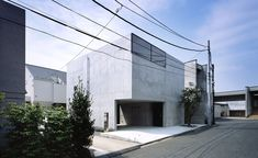 An ode to concrete, this new house in Tokyo is designed by Japanese practice Apollo Architects & Associates, headed by Satoshi Kurosaki. Featuring raw concrete inside and out, the house, called Grigio, was created as a simple box.