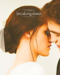 And so the lion fell in love with the lamb Bella And Edward Wedding, Twilight Bella And Edward, Edward Bella, Breaking Dawn Wedding, Twilight Saga Series, Twilight Photos, Romance, Hot Couples, Film Music Books