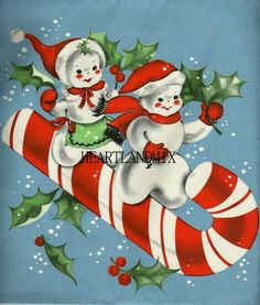 Wallpaper iphone vintage men retro christmas cards Ideas for 2019 Vintage Christmas Images, Old Christmas, Old Fashioned Christmas, Christmas Scenes, Retro Christmas, Vintage Holiday, Christmas Pictures, Christmas Greetings, Christmas Crafts