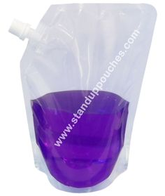 Standuppouches.com offers #LiquidPackaging Bags with different sizes. Such as blood bags, cosmetics like shampoo, foundation, conditioner, lotion, cream etc, beverages like milkshakes, coffee, tea, energy drinks, alcoholic drinks etc.. To know more visit at http://www.standuppouches.com/liquid-packaging.html