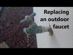 Fix a Leaking Frost-Proof Faucet | Outdoor Water Faucet Leak ...
