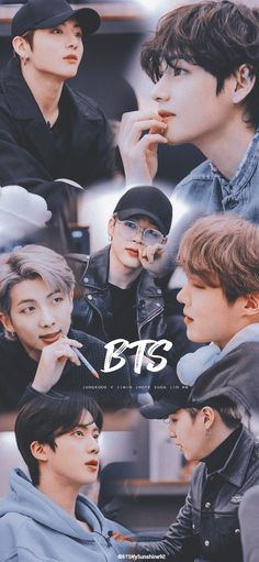 Taehyung accidentally witnesses a murder and now he is in BTS's Mos… Namjoon, Bts Taehyung, Bts Jimin, Bts Bangtan Boy, Foto Bts, Bts Lockscreen, V Bts Wallpaper, Bts Group Photo Wallpaper, Bts Group Photos