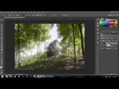 VrayWorld - Create sun rays using Photoshop