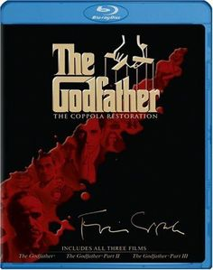 The Godfather Collection (The Coppola Restoration) [Blu-ray]