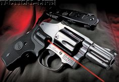 SMITH & WESSON M640 PRO .357 MAG...  Might have to check this out...