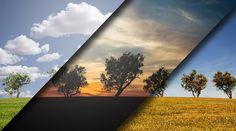 Você já se perguntou como trocar aquele céu sem graça no fundo de suas paisagens por outro mais interessante, cheio de nuvens ou menos nublado? Ou então, que tal transformar uma paisagem em plena l…