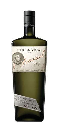 DRINK.CH Online Beverage Delivery Service Uncle Val's Small Batch Botanical Gin 75cl - Neuheiten | Your Personal Beverage Butler