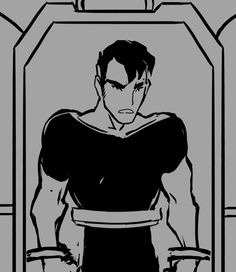 Shiro was a gladiator, right? #blood #gore #guro #voltron