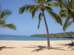 Lanai, Hawaii  - I lost a snorkeling fin here but a diver found it for me:-)