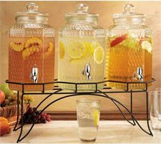 beverage jars