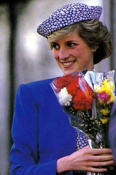 On Sunday May 4th in 1986 Prince Charles and Princess Diana visited the city Prince George in Vancouver.