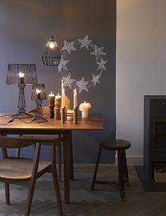 Sterren op de muur | Stars on the wall | Styling Fietje Bruijn | Fotografie Dennis Brandsma | vtwonen december 2013
