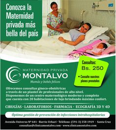 Maternidad Privada Montalvo - Planes Prenatales en Maternidad Privada Montalvo