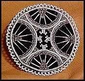 Ojibwa Indian Beadwork Designs | Beaded Amulets